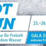 Boot und viel Fun in Berlin – P-Boote auf der Messe in Berlin