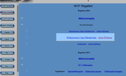 Ausschreibung / Onlinemeldung BodenseeCup Fischbach