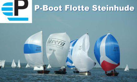 Ausschreibung zur  Flottenmeisterschaft der P-Bootflotte Steinhuder Meer  am 8. und 9. Juli 2017