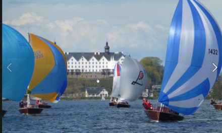 Punktlandung: 10 Teilnehmer beim Schlosscup in Plön