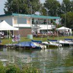 Campingsituation bei der IDM im SCD am Dümmer