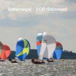 Silbersegel der P-Boote im SCD