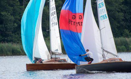 Ausschreibung, Onlinemeldung und Meldeliste für 3 Seen Regatta
