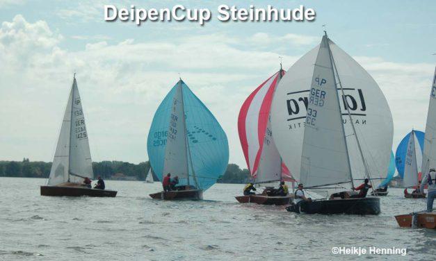 Bericht zur HandyCap-Wertung zum Deipencup in Steinhude am 18./19.05.201