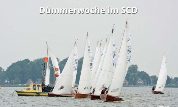 Ergebnisse und Bilder von der Siegerehrung der Dümmer Woche im SCD