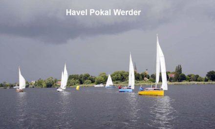 Havelpokal Werder am 15./16.6. – Ausschreibung und Onlinemeldung