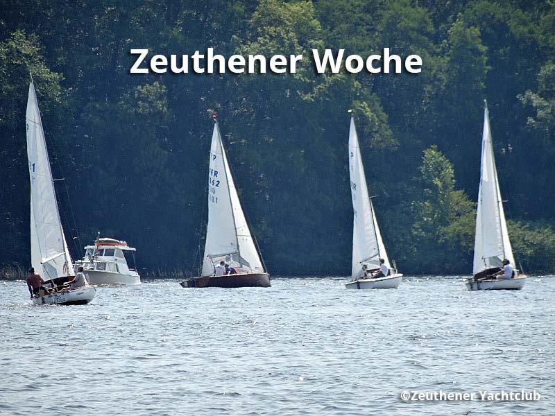 Bilder, Bericht und Resultate Zeuthener Woche (LM Berlin)