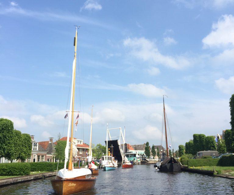 """P-Boot Flottenfahrt auf den """"Friese Meeren"""" (NL)"""