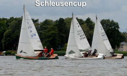 Ausschreibung und Online-Meldemöglichkeiten zum SchleusenCup 2019