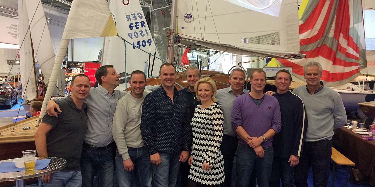 P-Boot KV wieder auf der Boot & Fun in Berlin – 29.11.-02.12