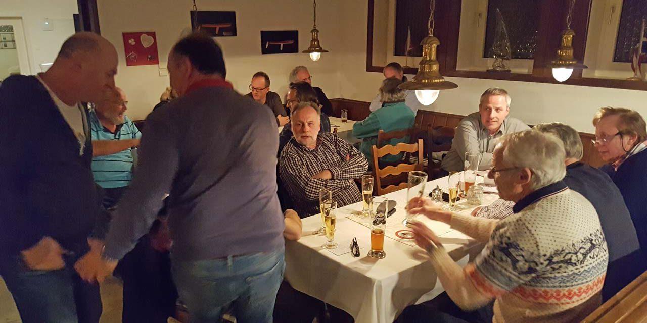 Bericht vom Flottentreffen Steinhude am 17.Februar 2017