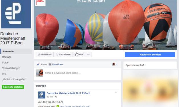 Auschreibung zur IDM P-Boot am Bodensee ist online