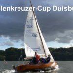 Jollenkreuzer Cup Duisburg abgesagt / Ausschreibungen IDM und Vorregatta