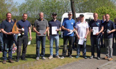 Bilder von der Siegerehrung Havellandpokal 2017