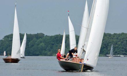 Ergebnisse und Bilder 3 Seen Regatta auf dem Zeuthener See