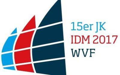 Vorregatta zur IDM – Ergebnisse