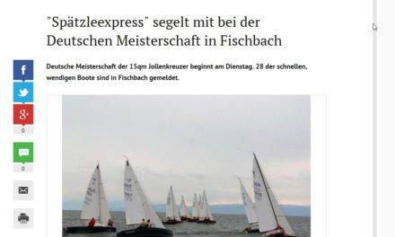 Vorberichte in der Presse zum IDM am Bodensee