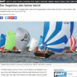 """Yacht berichtet über einen Segelstar den """"keiner kennt"""" – Wilfried Schweer"""