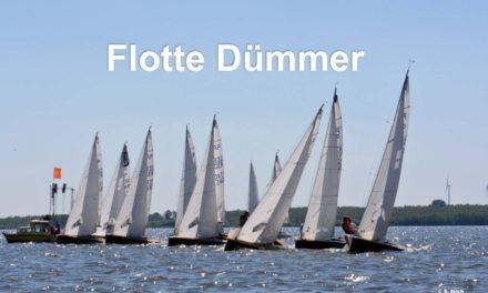 Einladung zum Flottentreffen der Flotte Dümmer am 30. März