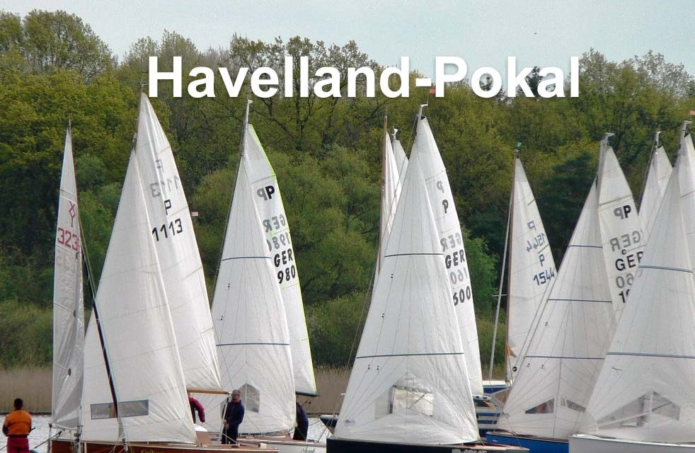 Havellandpokal mit 17 Crews