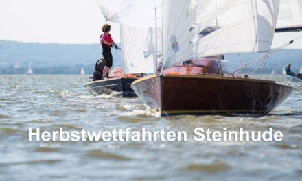 Erste 15er Regatta in 2020: Herbstwettfahrten Steinhude!