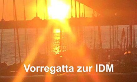 Vorregatta zur IDM – 3 Läufe in der Wertung