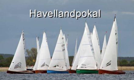 1. Regatta des Jahres mit dem Havellandpokal