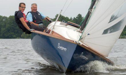 Bocksprünge auf dem Krüpelsee – 11. Schleusencup des Yacht Club Neue Mühle e.V.