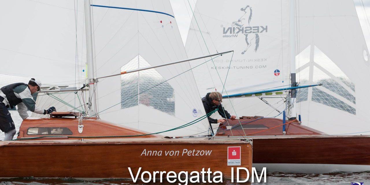 Vorregatta zur IDM 2019 – Bericht